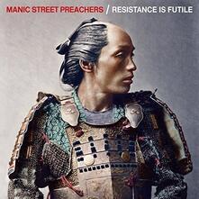 Resistance Is Futile (Deluxe Edition) - CD Audio di Manic Street Preachers