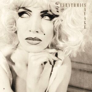 Savage - Vinile LP di Eurythmics