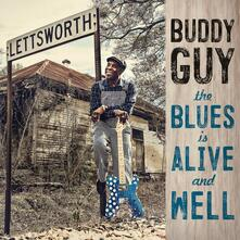 The Blues Is Alive and Well - CD Audio di Buddy Guy