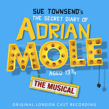 The Secret Diary of Adrian Mole Aged 13 3/4 (Colonna sonora) - CD Audio
