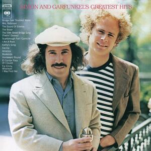 Greatest Hits - Vinile LP di Paul Simon,Art Garfunkel
