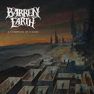 A Complex of Cages - Vinile LP + CD Audio di Barren Earth