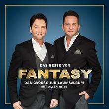 Das Beste Von Fantasy. Das Grosse Jubilaumsalbum - CD Audio di Fantasy