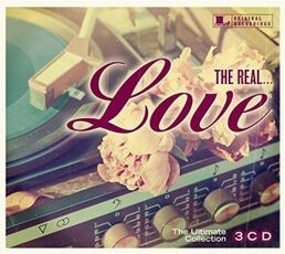 CD The Real... Love