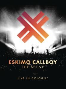 Scene. Live in Cologne - CD Audio + Blu-ray + DVD Audio di Eskimo Callboy
