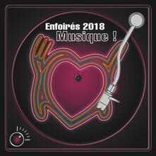 Musique! - CD Audio di Les Enfoires