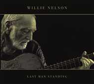 Vinile Last Man Standing Willie Nelson