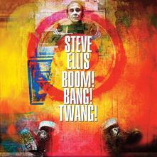 Boom Bang Twang - CD Audio di Steve Ellis