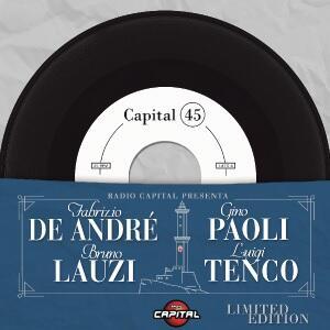 Radio Capital. I cantautori genovesi - Vinile 7''