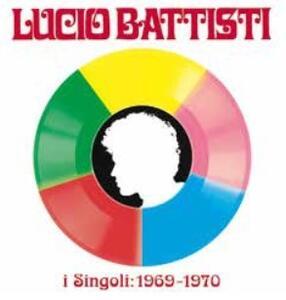 I singoli 1969-1970. Box 5 x 45 Giri - Vinile 7'' di Lucio Battisti