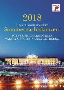 Sommernachtskonzert 2018 (Summer Night Concert 2018) (DVD) - DVD