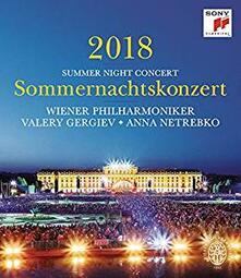 Sommernachtskonzert 2018 (Summer Night Concert 2018) (Blu-ray) - Blu-ray