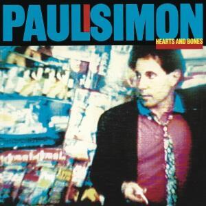 Hearts and Bones - Vinile LP di Paul Simon