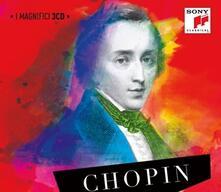 I magnifici - CD Audio di Fryderyk Franciszek Chopin