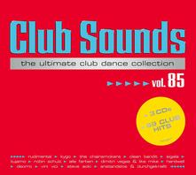 Club Sounds 85 - CD Audio