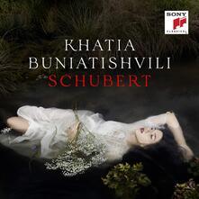 Schubert - CD Audio di Franz Schubert,Khatia Buniatishvili
