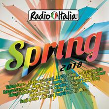 Radio Italia Spring 2018 - CD Audio
