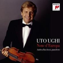 Note d'Europa - CD Audio di Uto Ughi