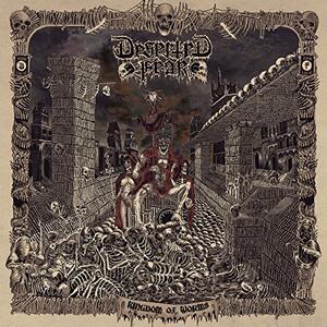 Kingdom of Worms - Vinile LP + CD Audio di Deserted Fear