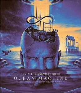 Ocean Machine. Live at the Ancient Roman Theatre Plovdiv (Blu-ray) - Blu-ray