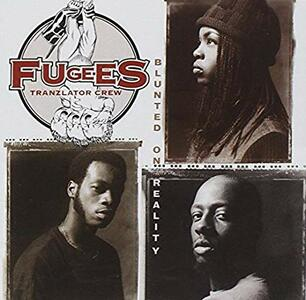Vinile Blunted on Reality Fugees