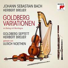 Variazioni Goldberg per settetto - CD Audio di Johann Sebastian Bach