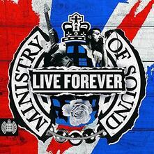 Live Forever - CD Audio