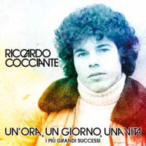 Un'ora, un giorno, una vita - Vinile LP di Riccardo Cocciante