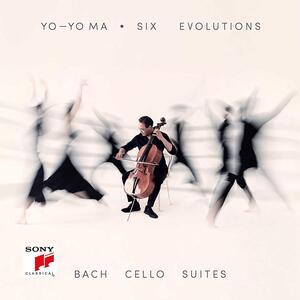 Vinile Six Evolutions. Suites per violoncello Johann Sebastian Bach Yo-Yo Ma