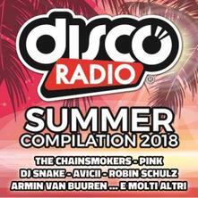 Discoradio Summer Compilation 2018 - CD Audio