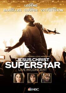 Jesus Christ Superstar. Live in Concert (DVD) - DVD