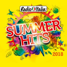 Radio Italia Summer Hits 2018 - CD Audio