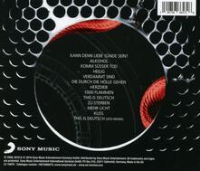 Sunde - CD Audio di Eisbrecher
