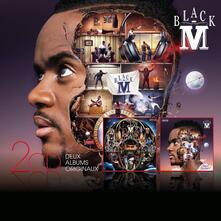 Éternel insatisfait - Les yeux plus gros que le monde - CD Audio di Black M