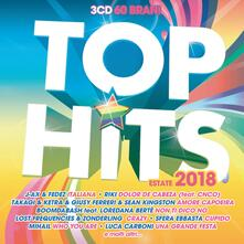 Top Hits Estate 2018 - CD Audio