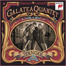 Tango - CD Audio di Galatea Quartet