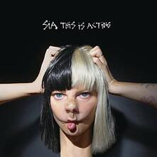 This Is Acting - 1000 Forms of Fear - CD Audio di Sia