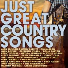 Just Great Country Songs - CD Audio