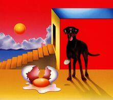 Dog and the Future - CD Audio di Agar Agar