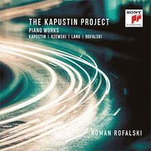 Kapustin Project - CD Audio di Roman Rofalski