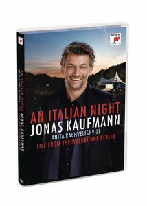 An Italian Night. Live from the Waldbühne Berlin (DVD) - DVD