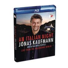 An Italian Night. Live from the Waldbühne Berlin (Blu-ray) - Blu-ray