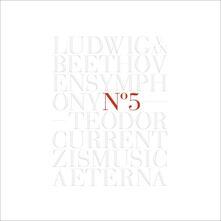 Sinfonia n.5 - CD Audio di Ludwig van Beethoven,Musica Aeterna,Teodor Currentzis