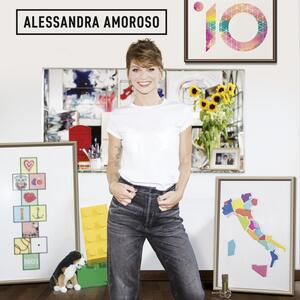 10 - CD Audio di Alessandra Amoroso