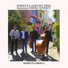 Night in Corsica - CD Audio di Steeve Laffont
