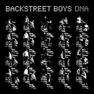 CD DNA Backstreet Boys