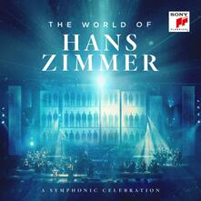 The World of Hans Zimmer. A Symphonic Celebration - CD Audio di Hans Zimmer