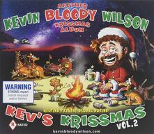Kev's Krissmas vol.2 - CD Audio di Kevin Bloody Wilson