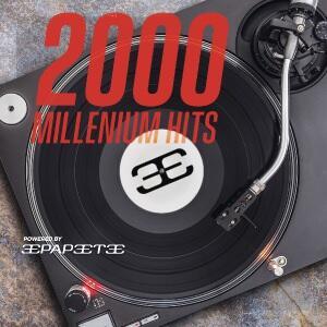 Papeete Beach presenta 2000 Millennium Hits - CD Audio