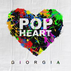CD Pop Heart (Digipack) Giorgia